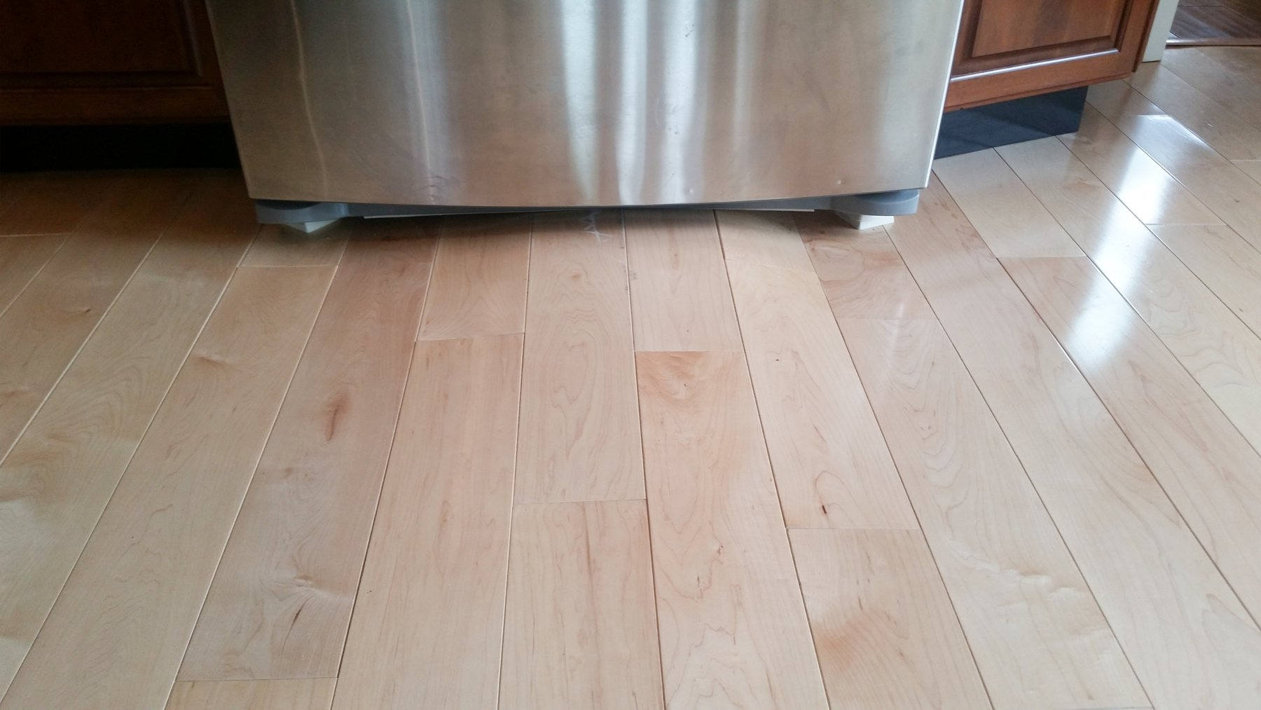 Signs Of Water Damage To Wood Floors