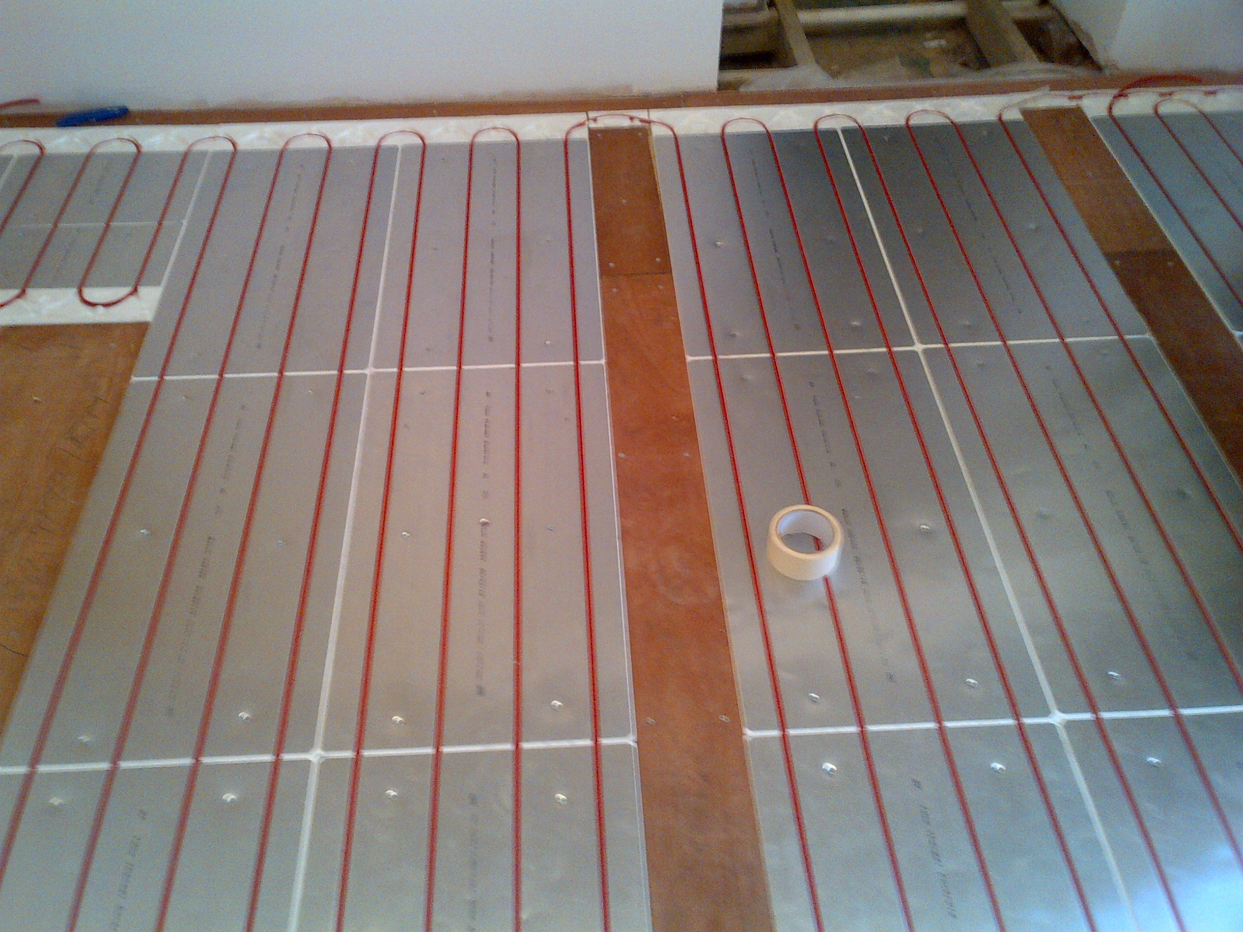Underfloor Heating For Wood Laminate Floors