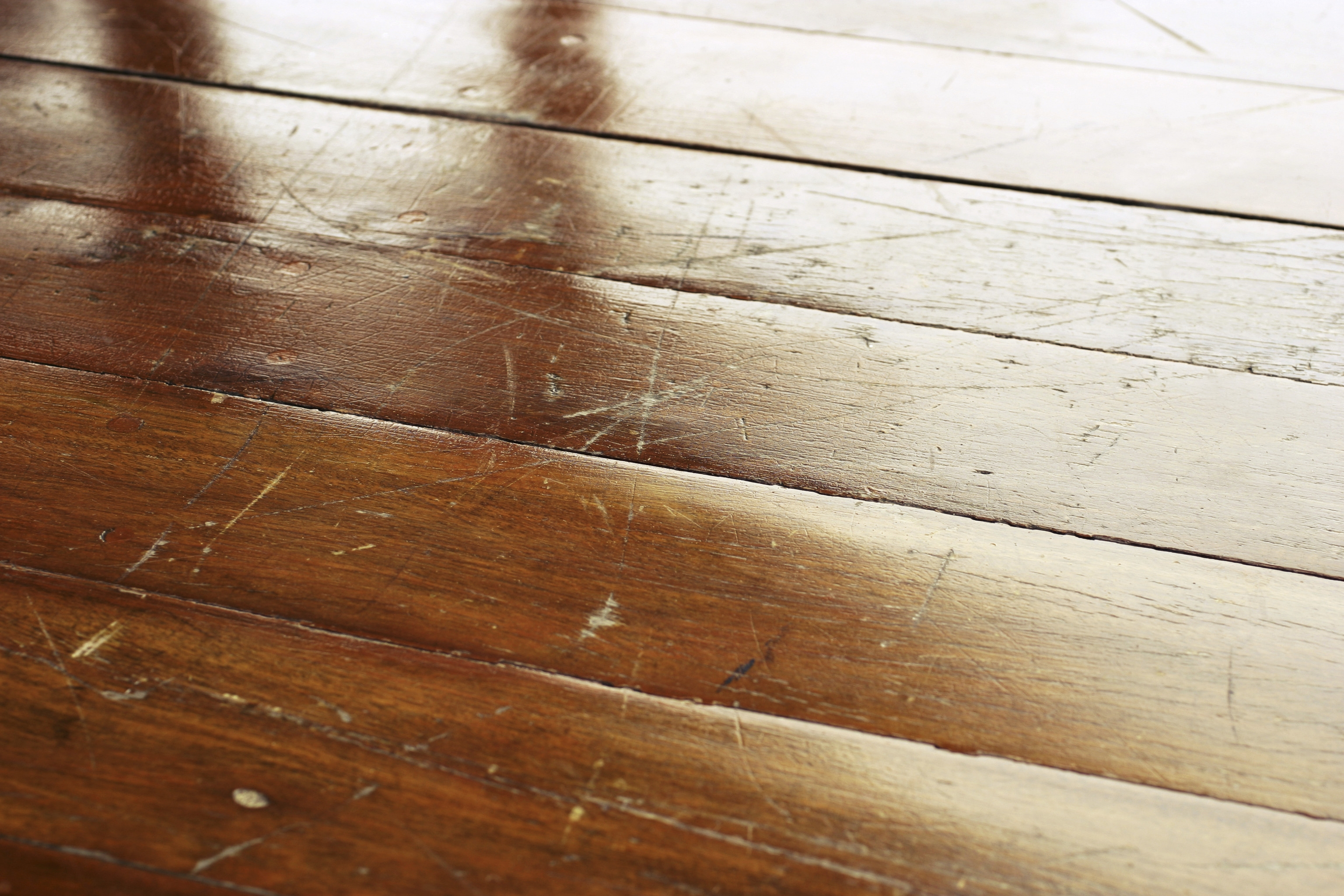 White Scuff Marks On Wood Floors