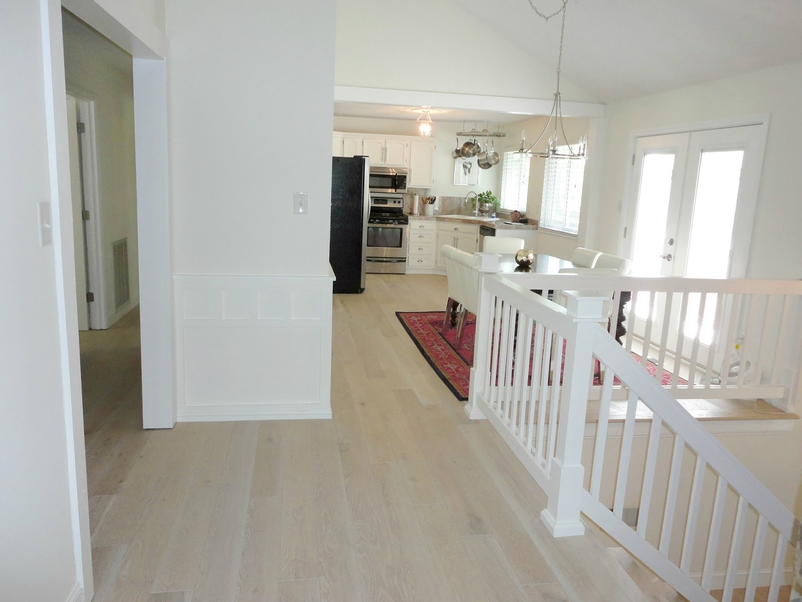 White Wash Wood Floors Photos