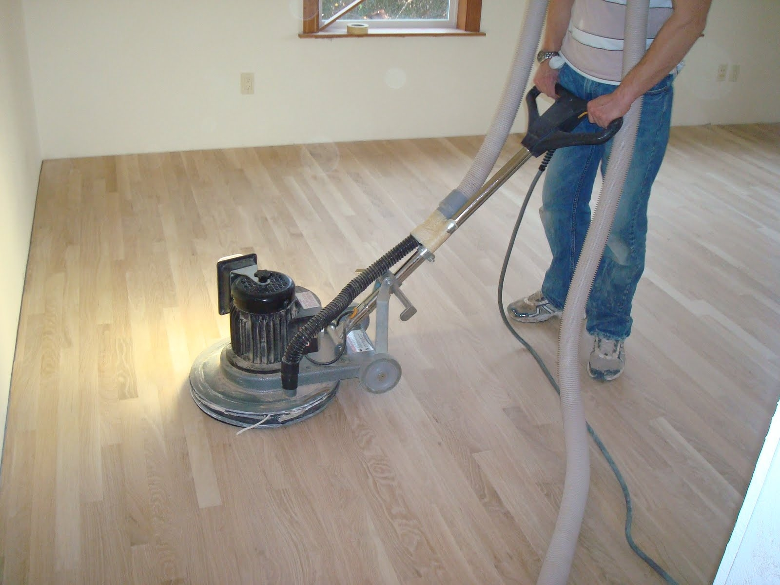 Wood Floor Buffers For The Home