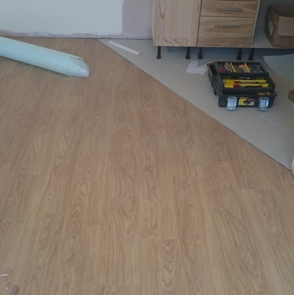 Wood Floor Fitters Coventry