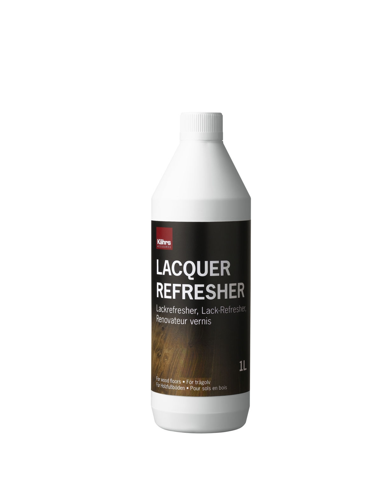 Wood Floor Lacquer Refresher