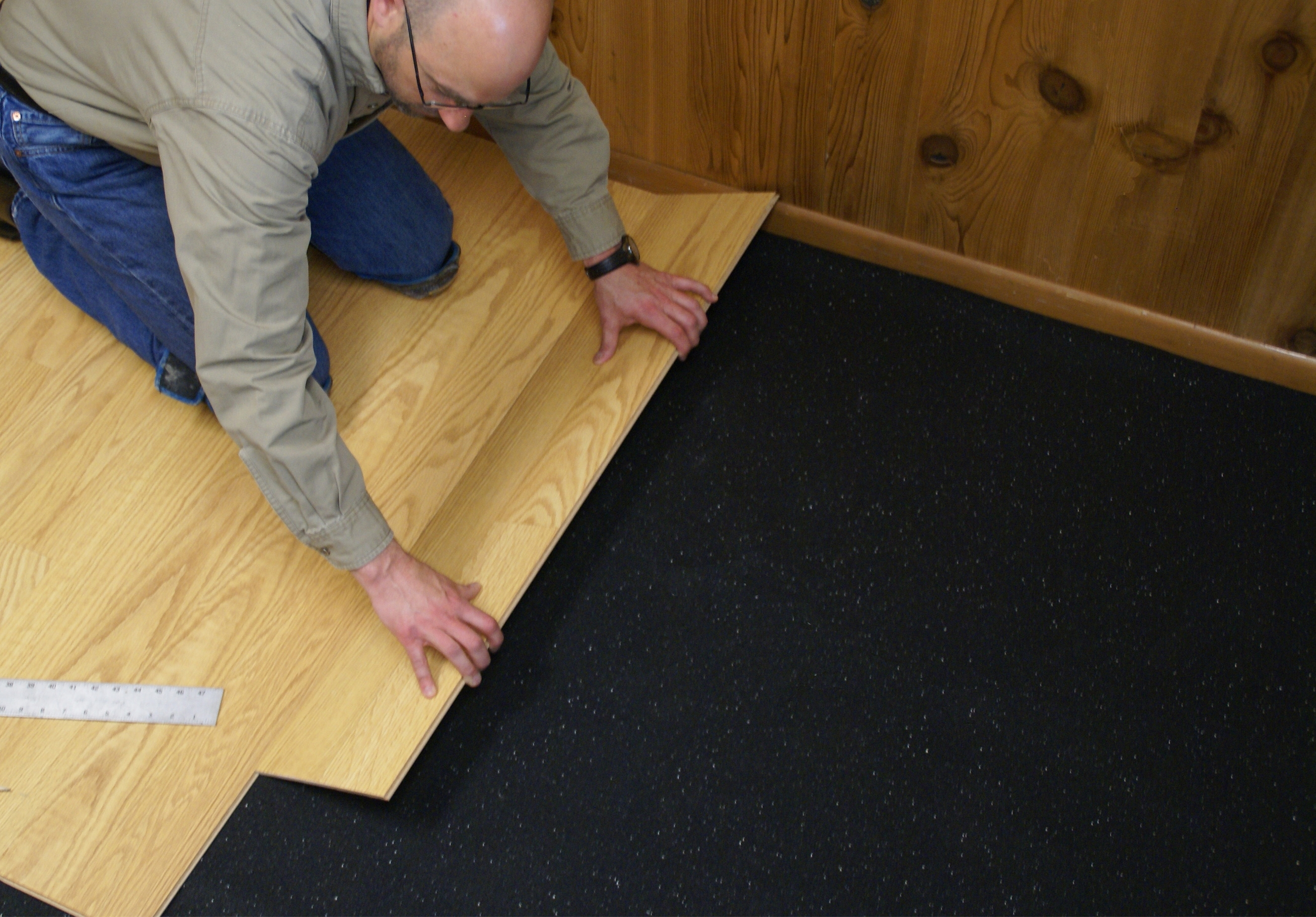 Wood Floor Moisture Barrier