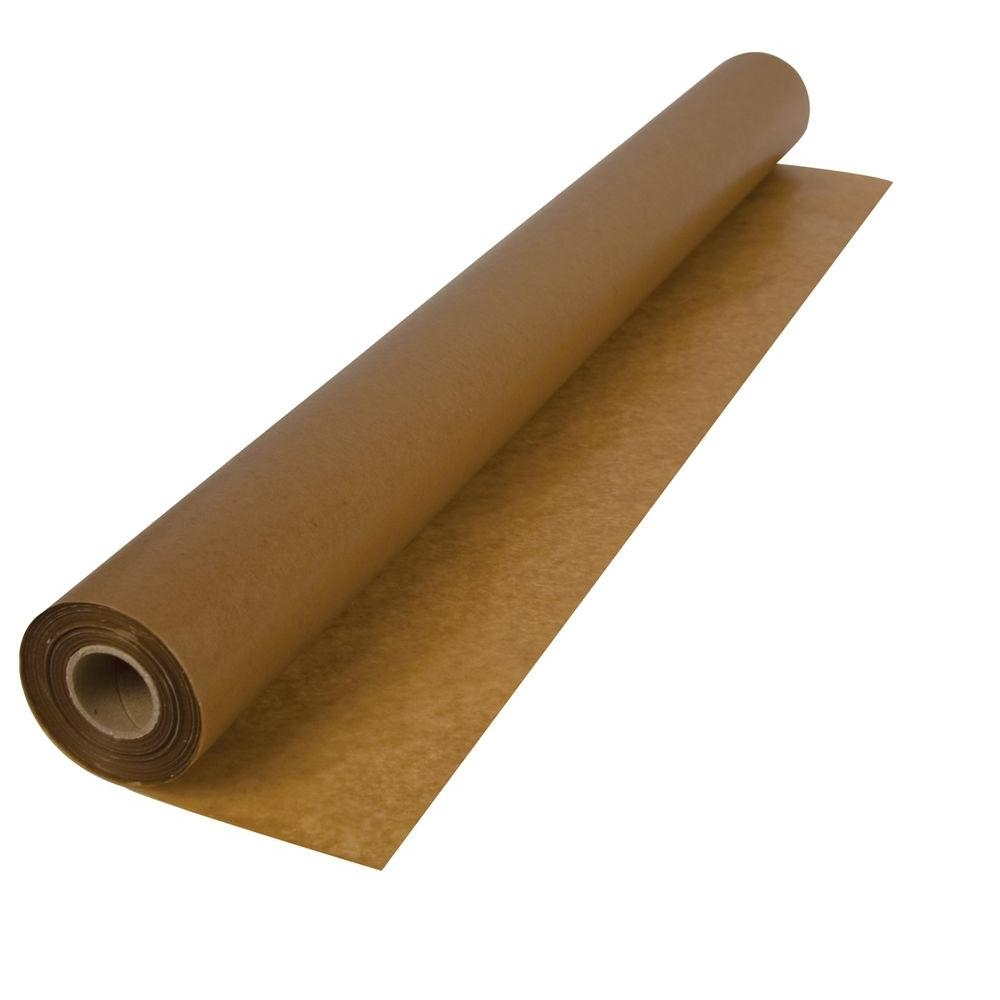 Wood Floor Paper Roll