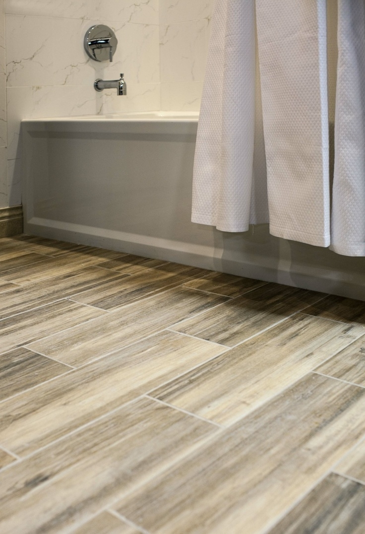 Ceramic Tile And Wood Floor Designs
