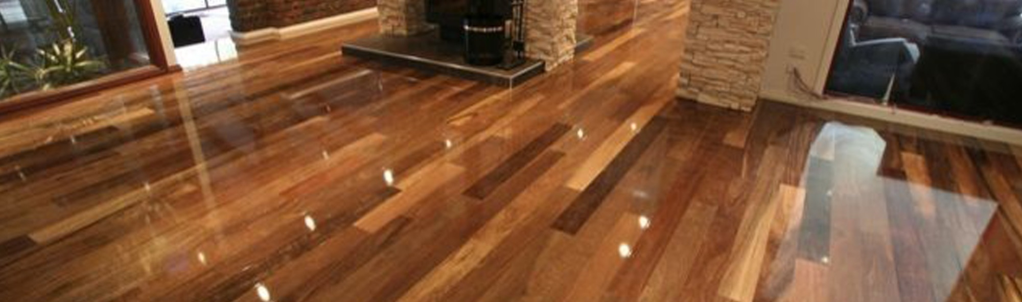 Clear Epoxy Wood Floor Finish