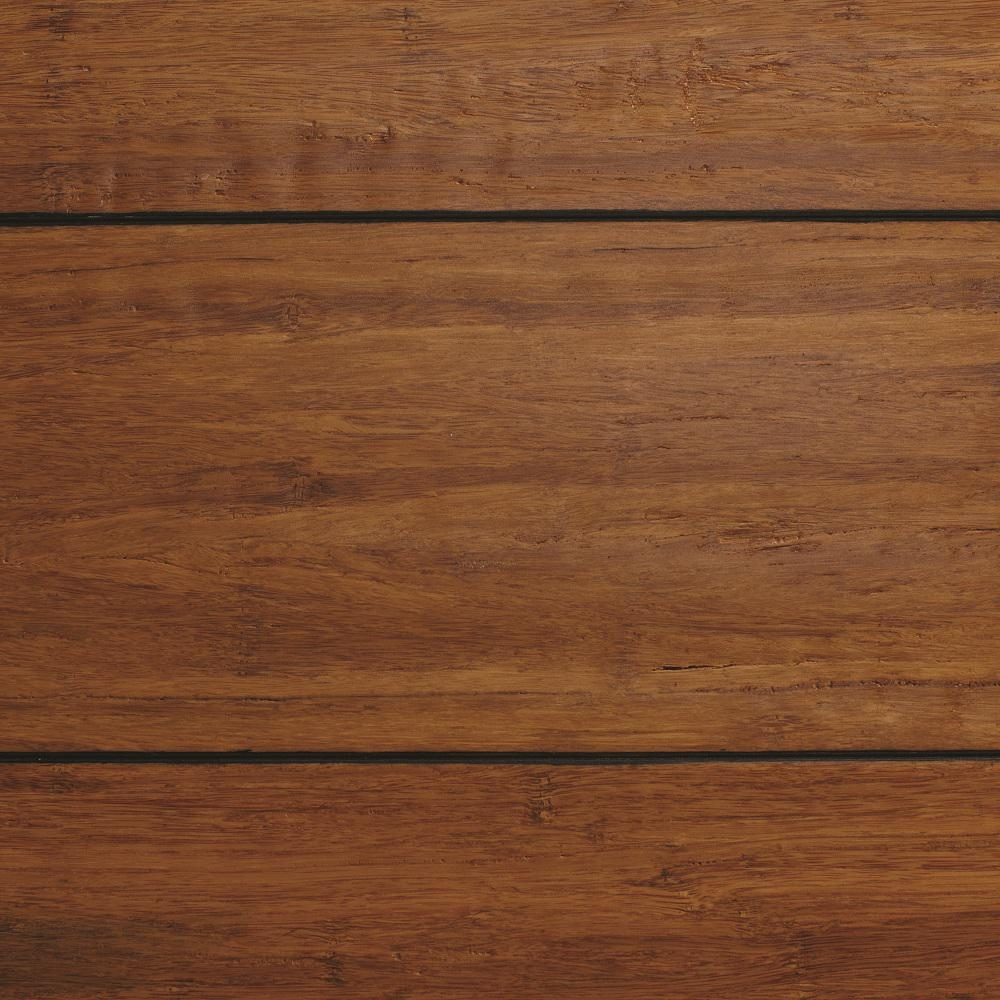 Dark Bamboo Solid Wood Flooring