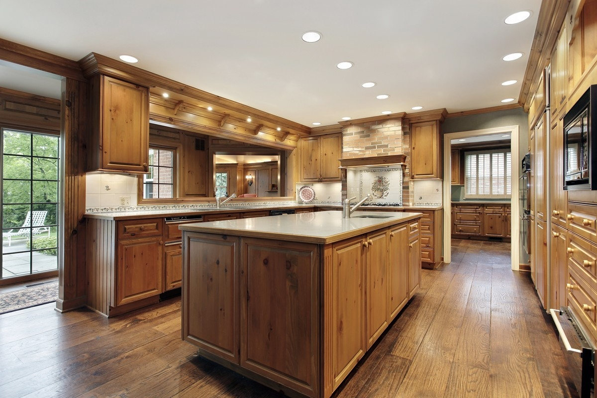 Engineered Wood Flooring For Kitchen