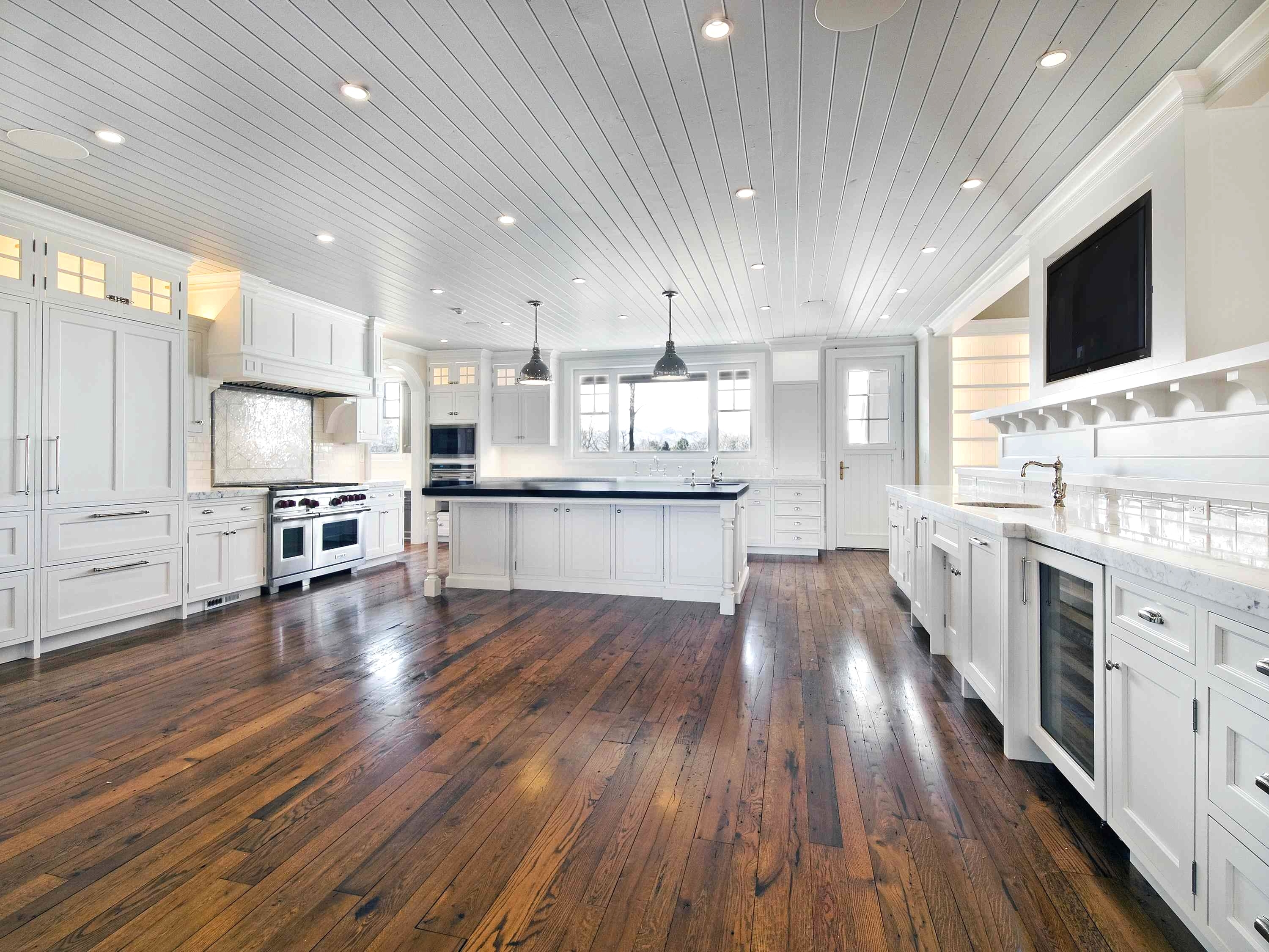 Extra Wide Solid Wood Flooring