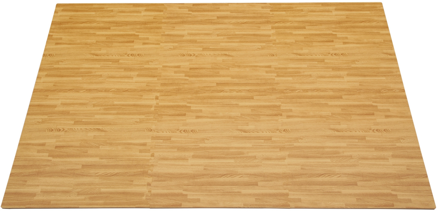 Faux Wood Floor Rubber Matfaux wood flooring 7438