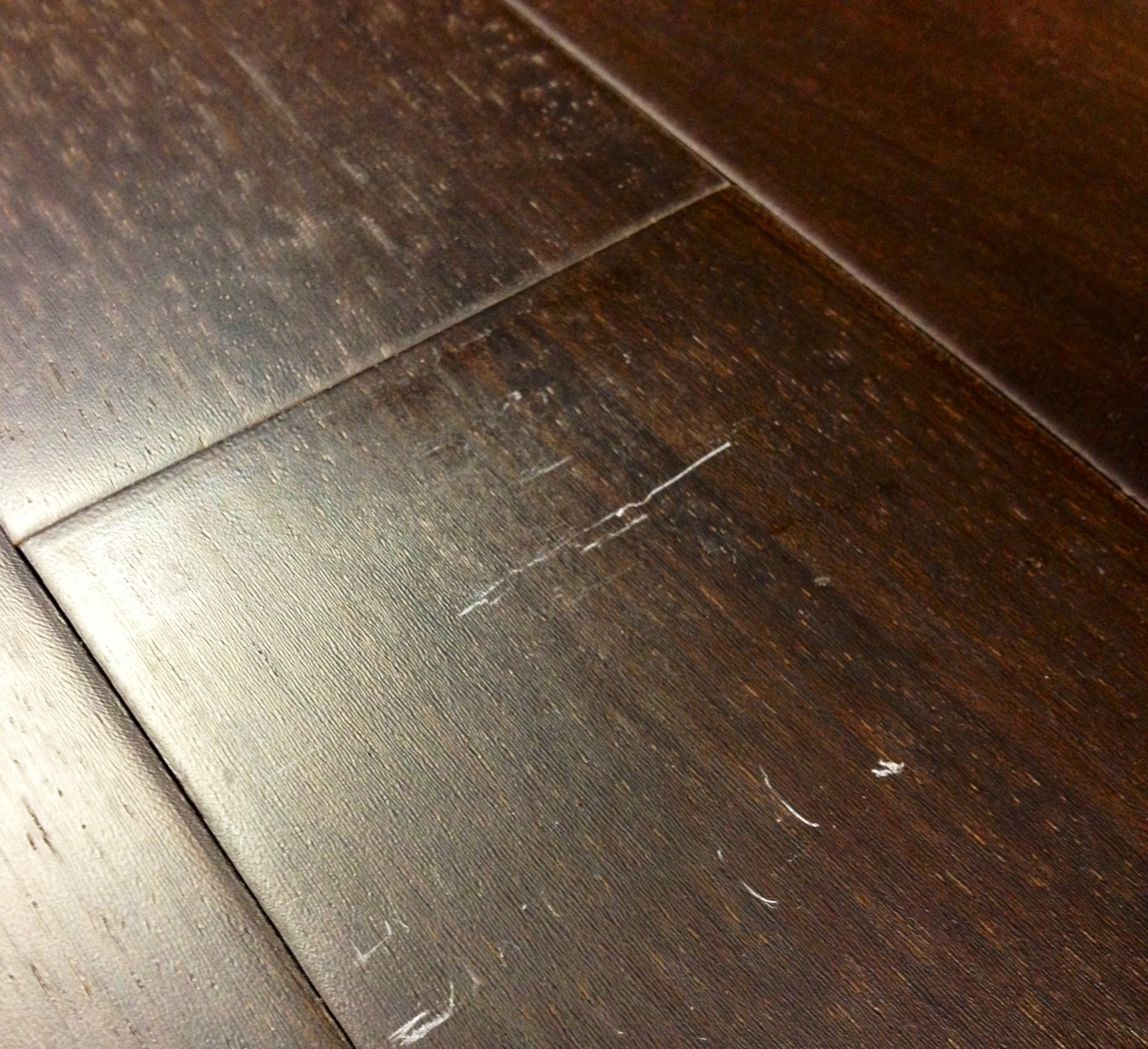 Fixing Surface Scratches On Wood Floors