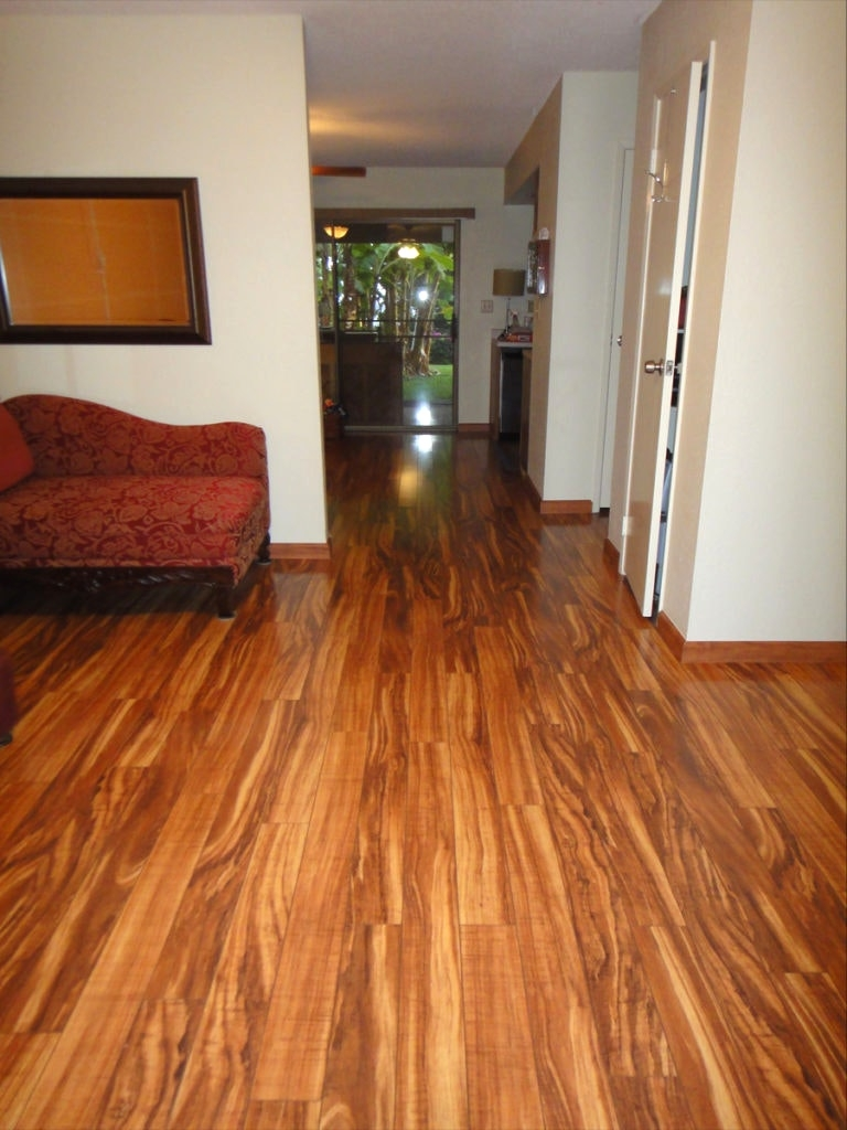 Koa Wood Flooring
