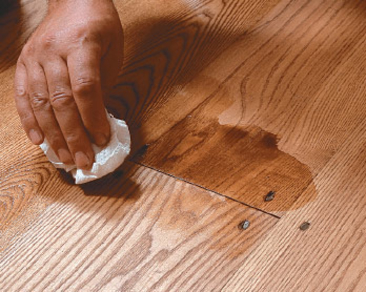 Linseed Oil Finish For Wood Floors
