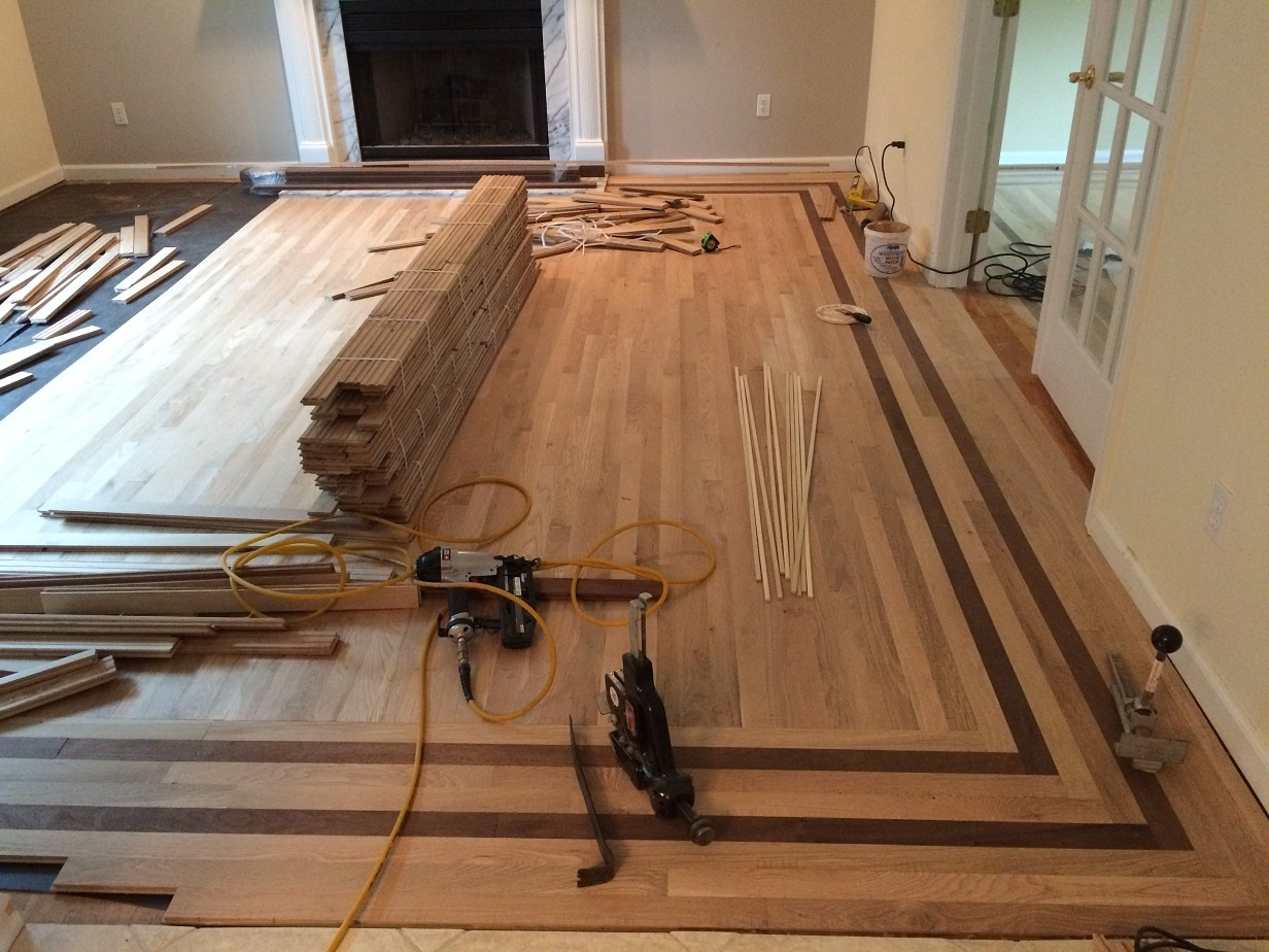 Patterns For Wood Floor Inlay