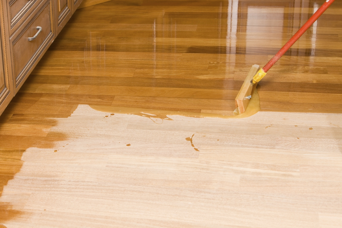 Polyurethane Wood Floors Fumes Baby
