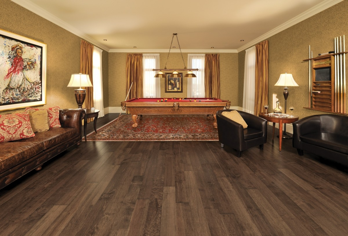Popular Wood Floor Colors 2015