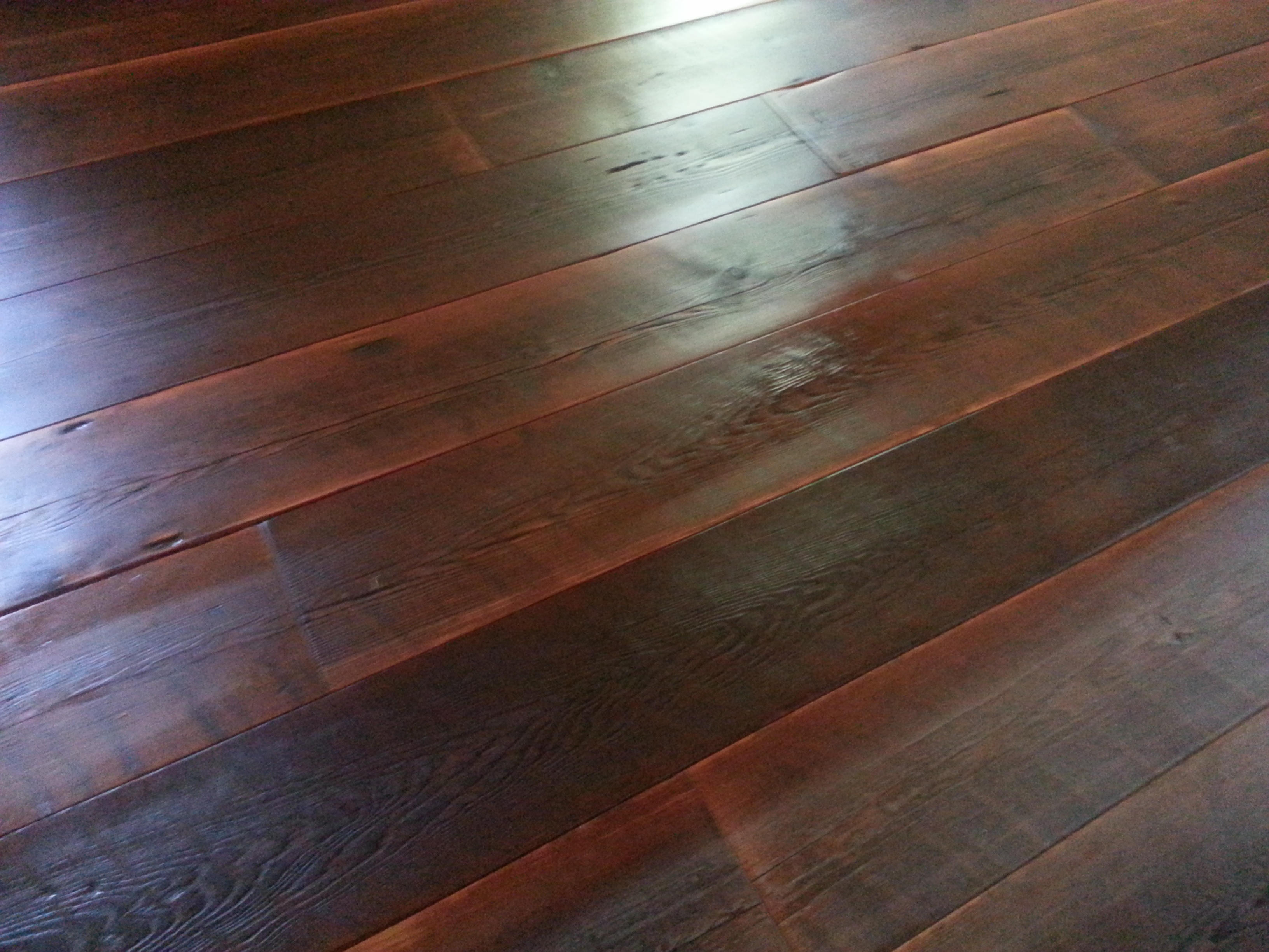 Reclaimed Wood Flooring Springfield Mo