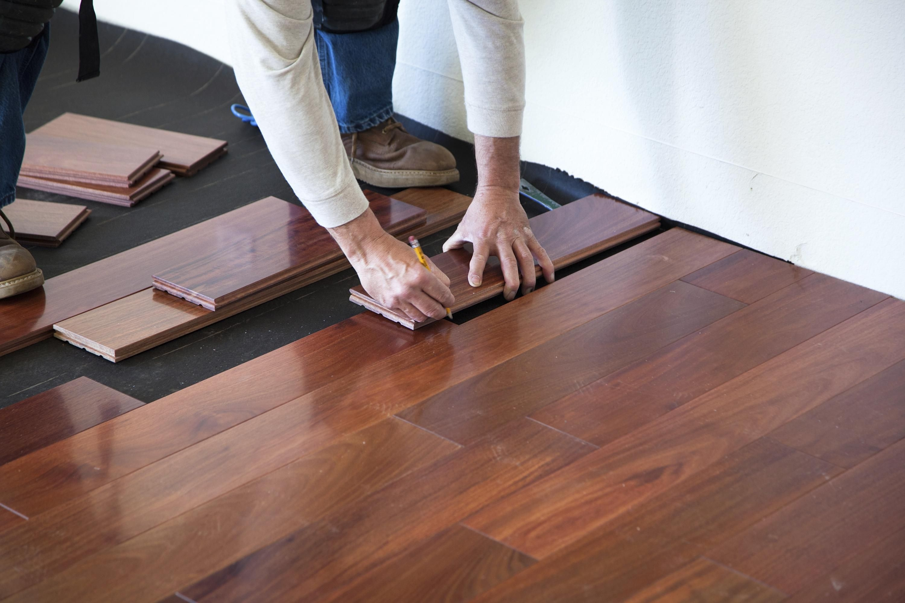 Solid Vs Engineered Floor Wood Over Concrete