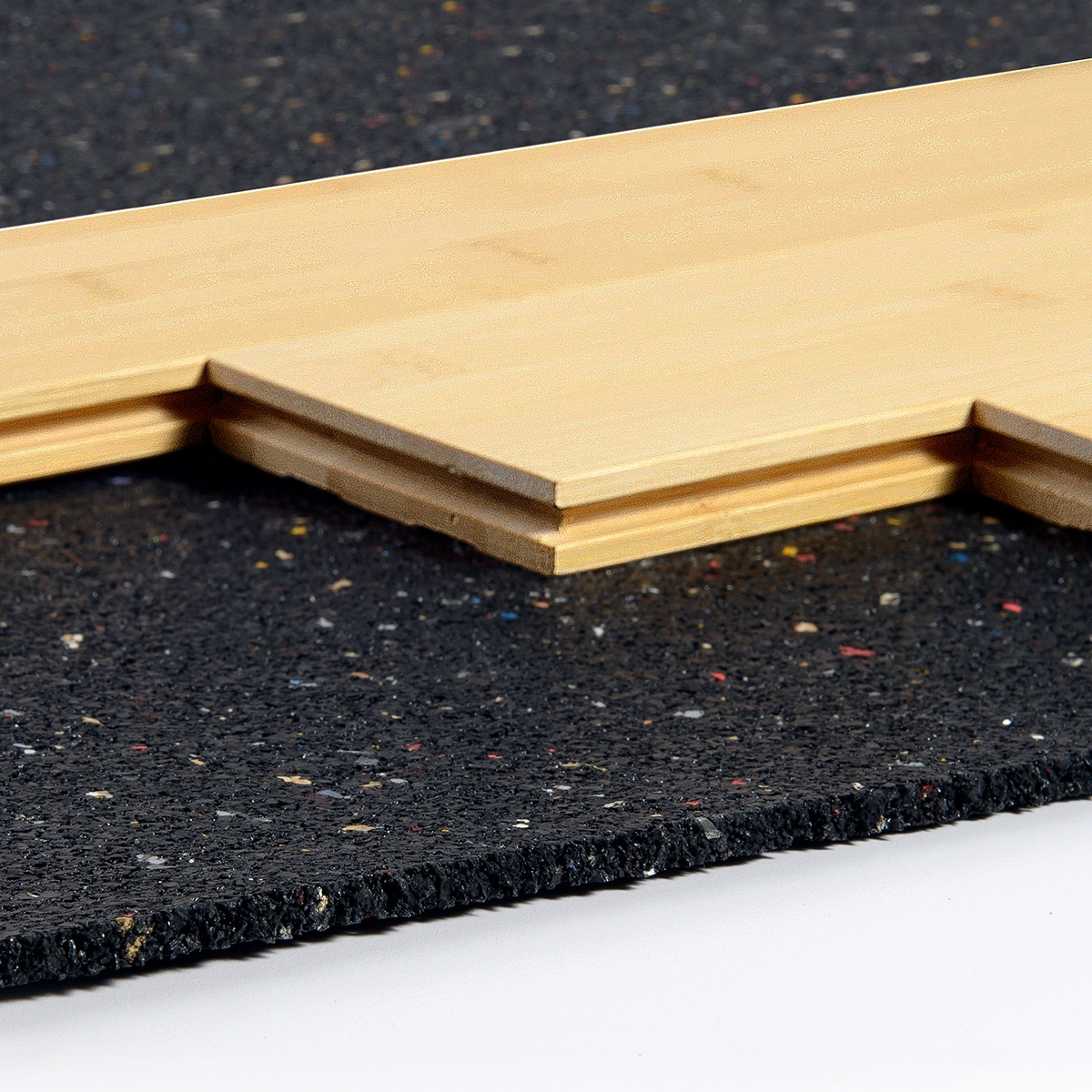 Soundproofing Engineered Wood Floorssoundproof a floor with isostep acoustic underlayment