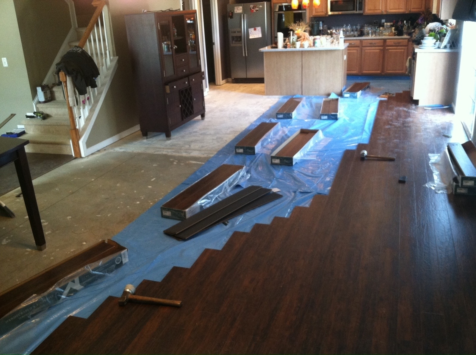 Vapor Barrier Under Wood Floor