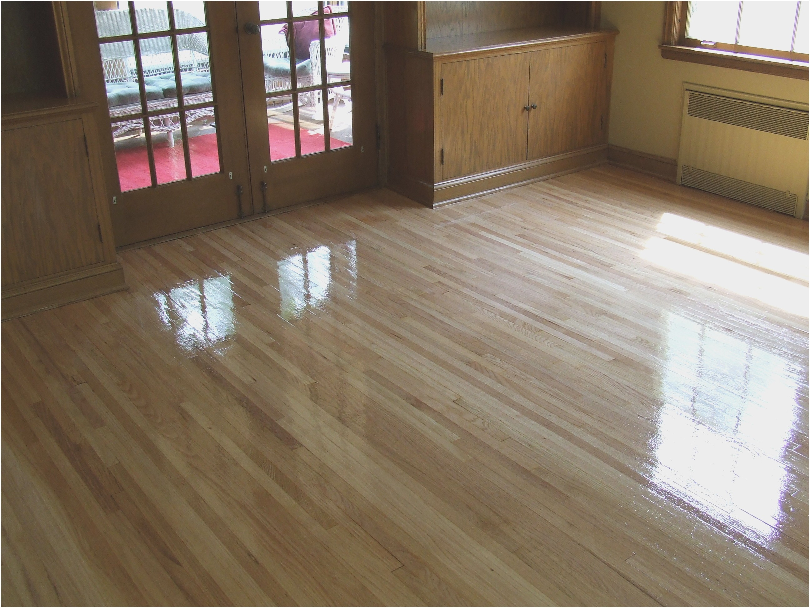 Wood Floor Renewal System