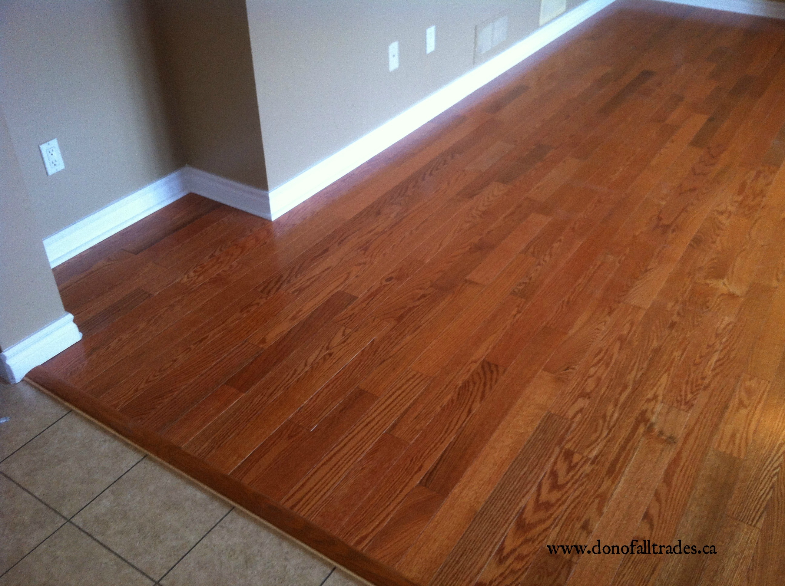 Wood Flooring Durham Region