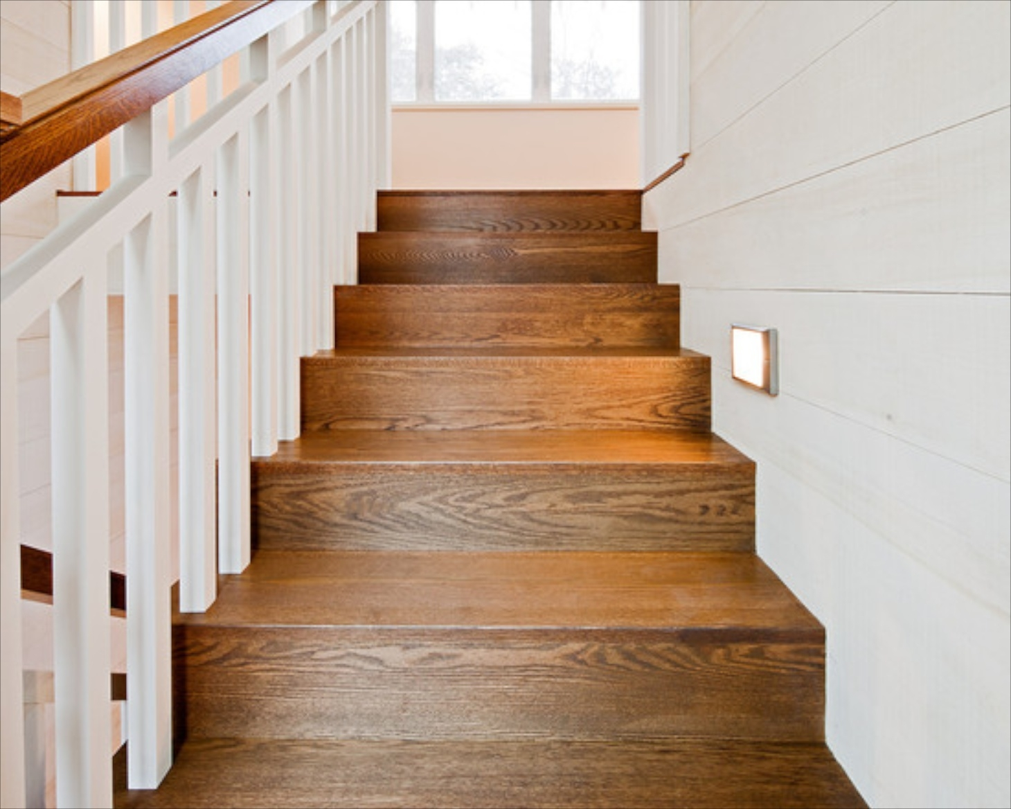 Wood Flooring On Stairs Safety