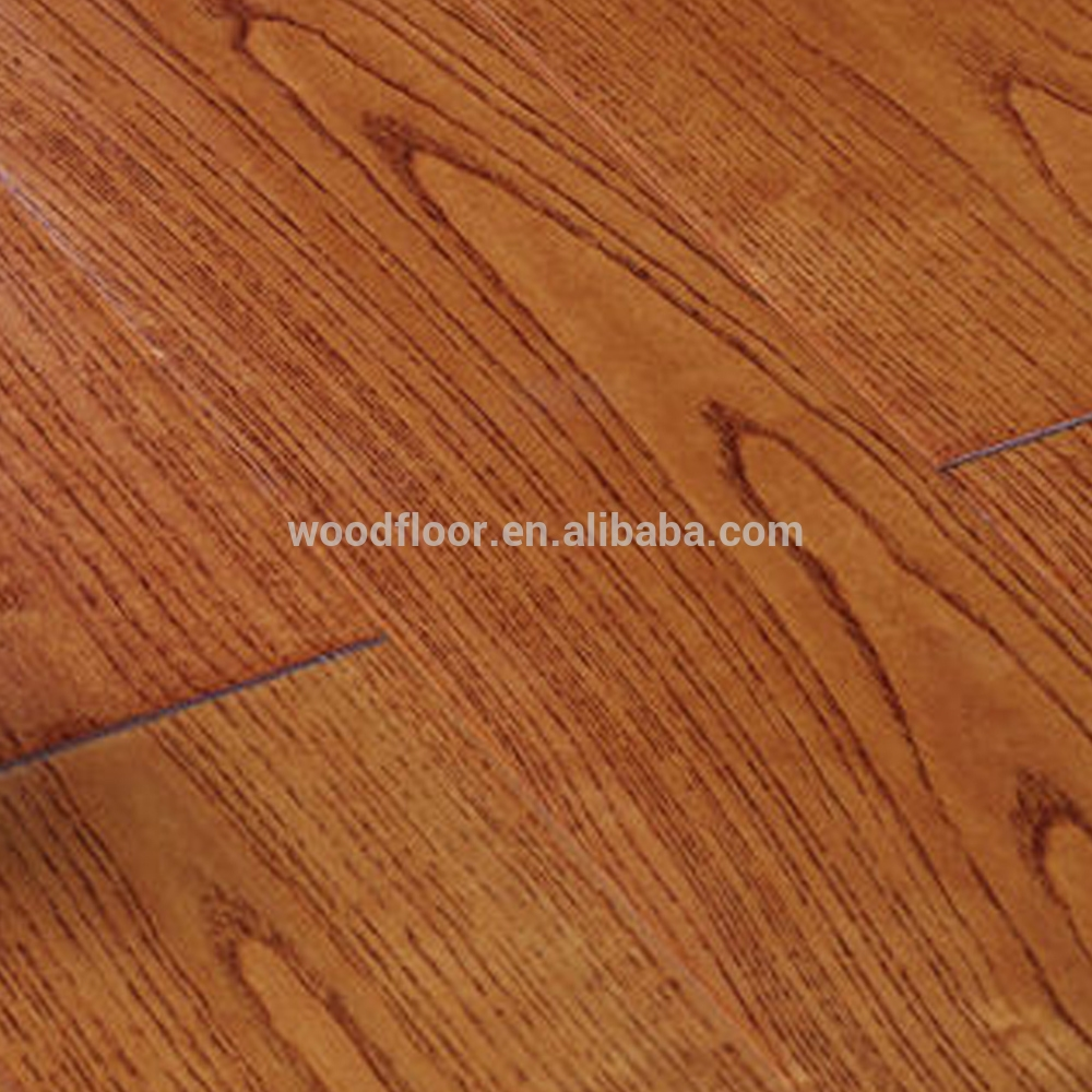 Wooden Slat Flooring