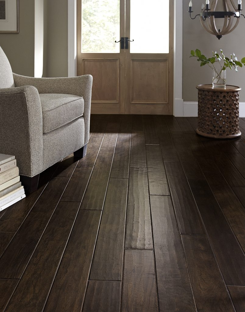 Anderson Hand Scraped Engineered Wood Flooring