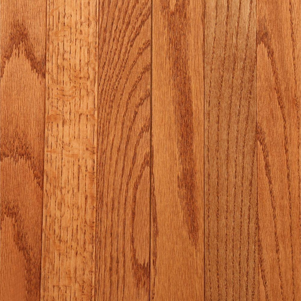 Bruce Honey Oak Engineered Wood Flooring