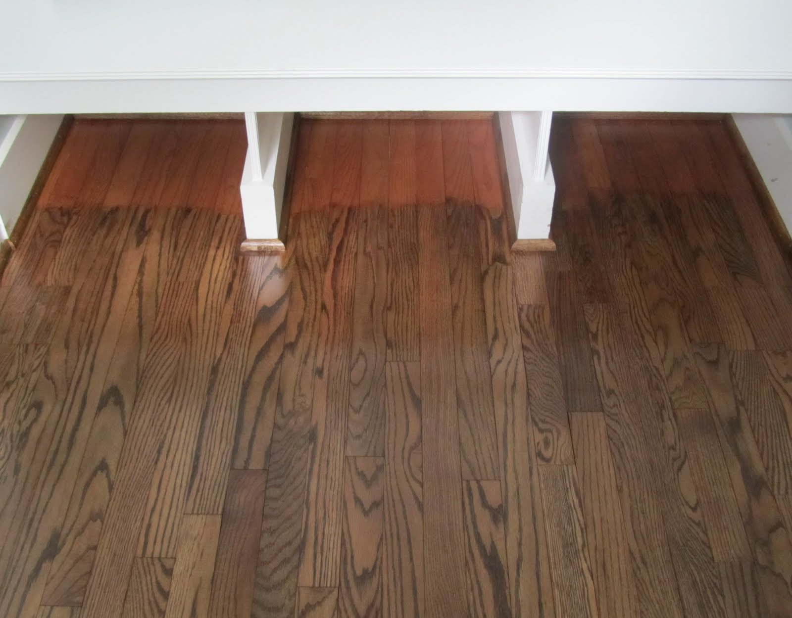 Different Color Wood Floor Stains