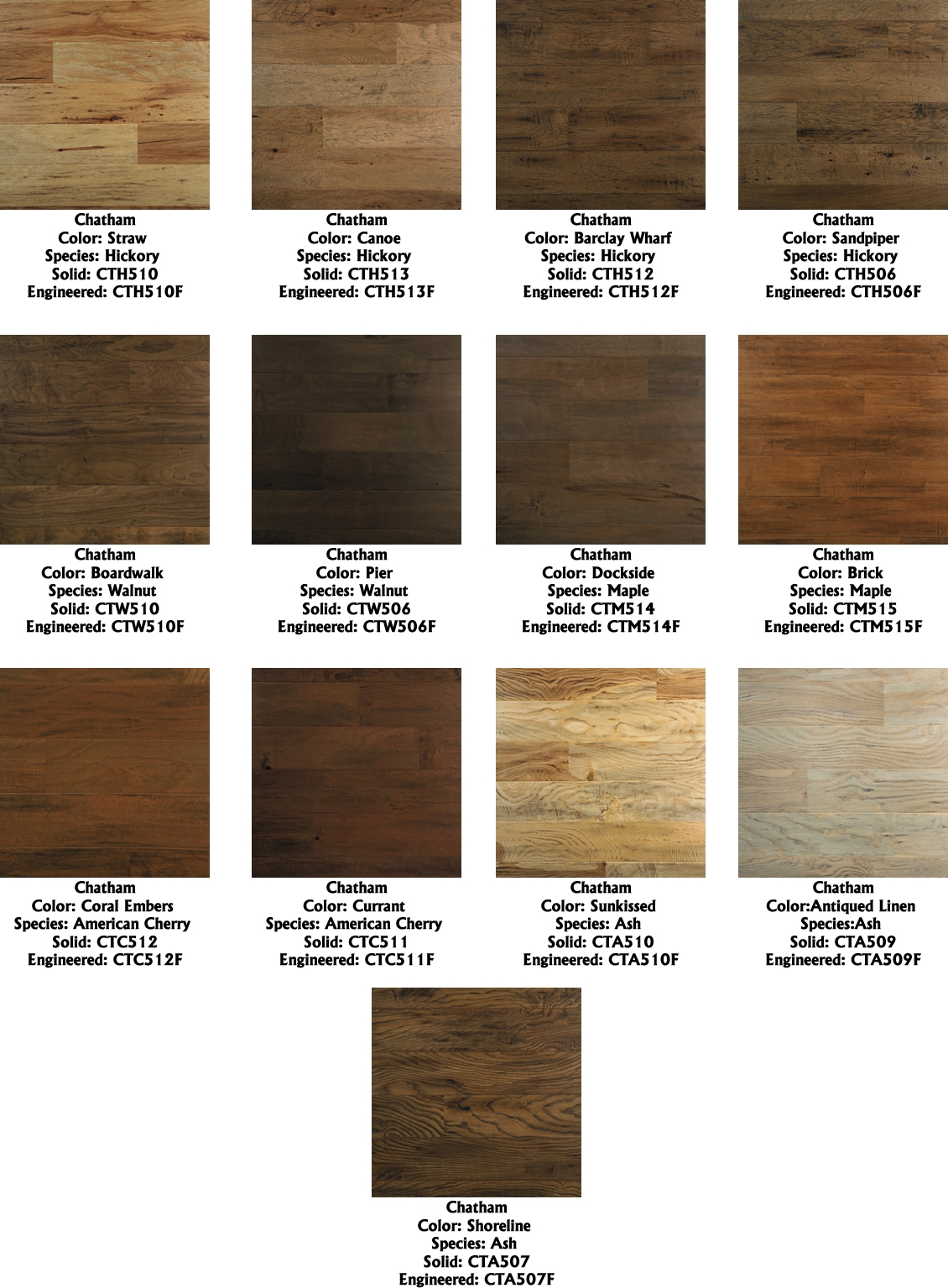 Different Wood Flooring Types1130 X 1535