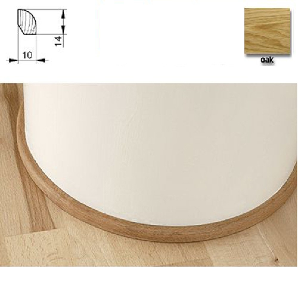 Flexible Wood Floor Edging