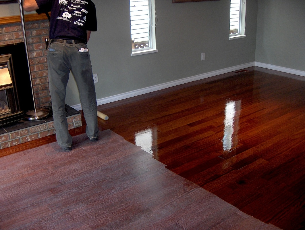 Restain Wooden Floorfloor restain wood floors stain wood floors before or after