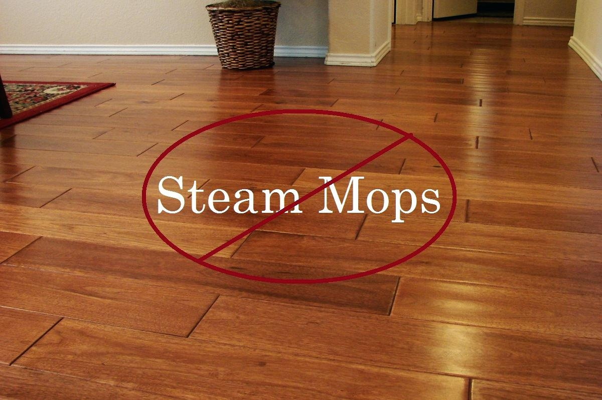 Shark Steam Mop Damage Wood Floors