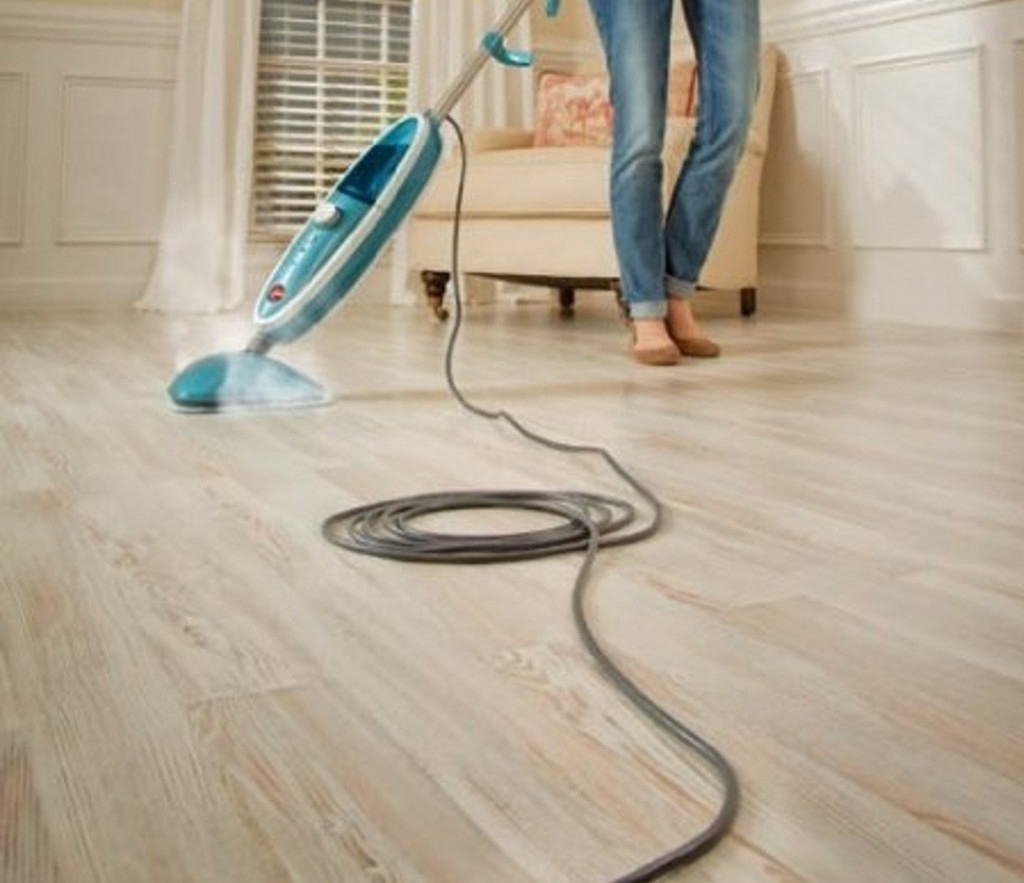 Shark Steam Mop Wood Floor Setting