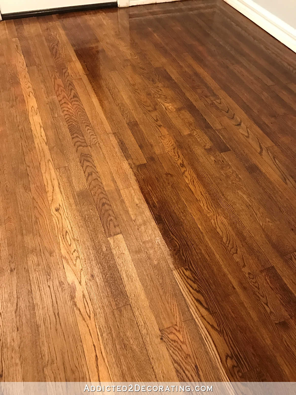 Tinted Polyurethane For Wood Floors