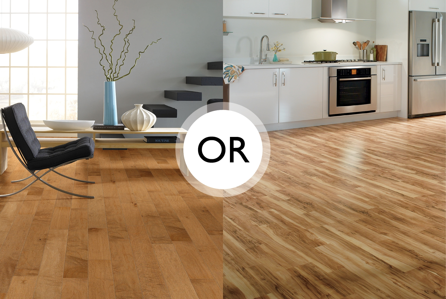 Vinyl Plank Flooring Vs Wood Tile