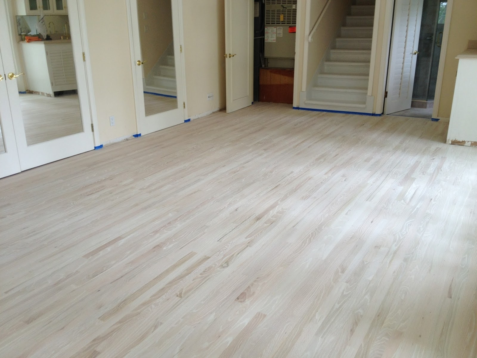 Wash Wood Floors With Bleach Wood Flooring