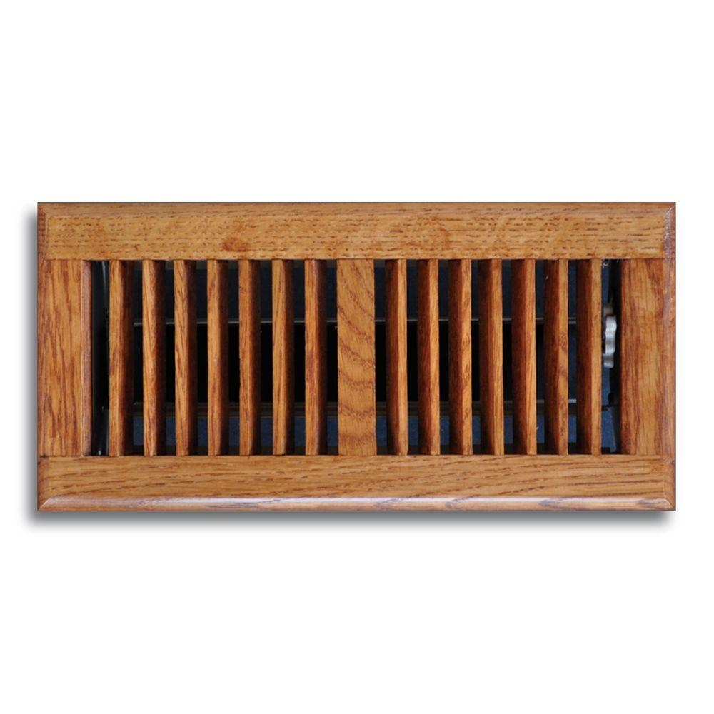 Wood Floor Registers 6 X 14