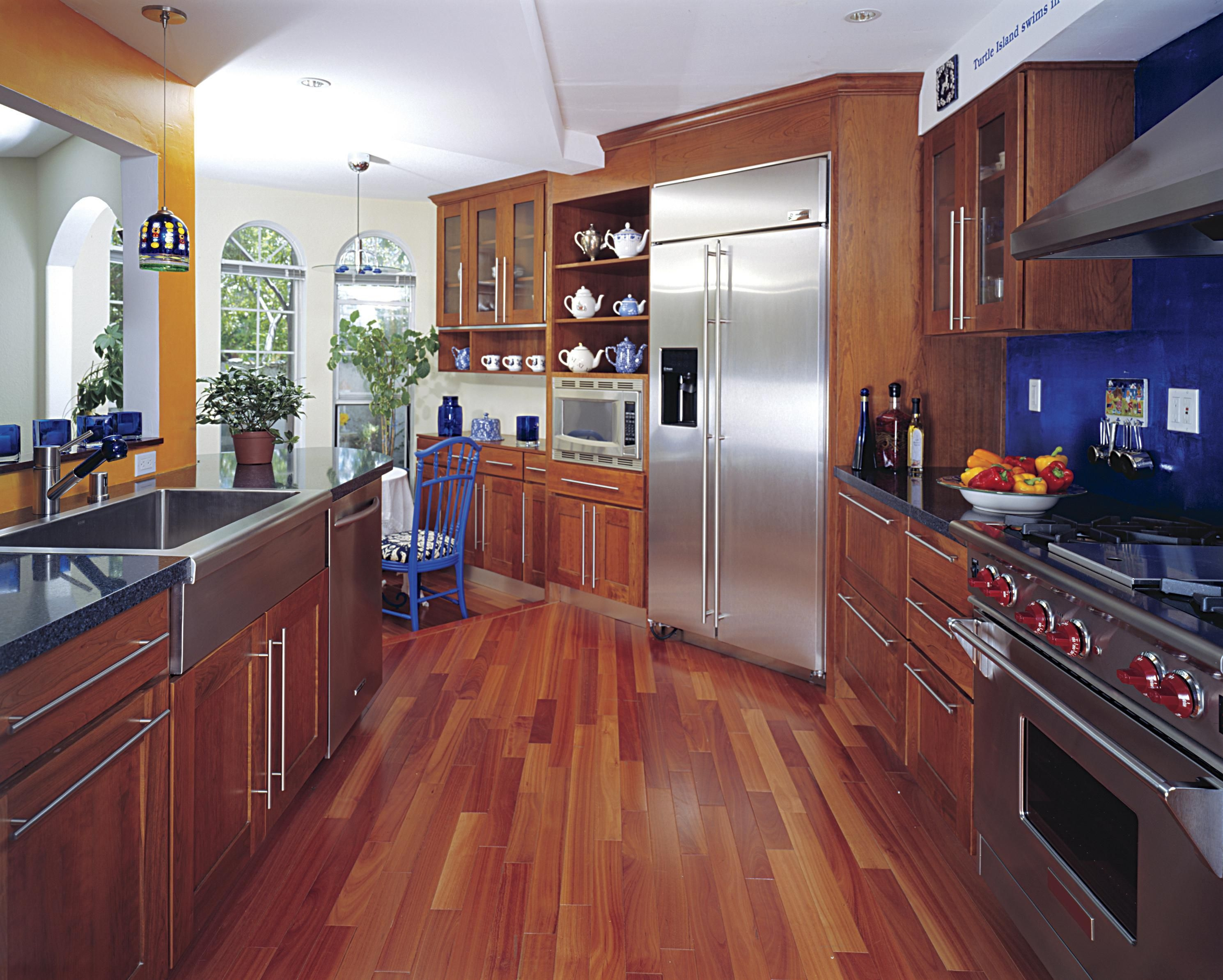 Wood Flooring Pictures Kitchens