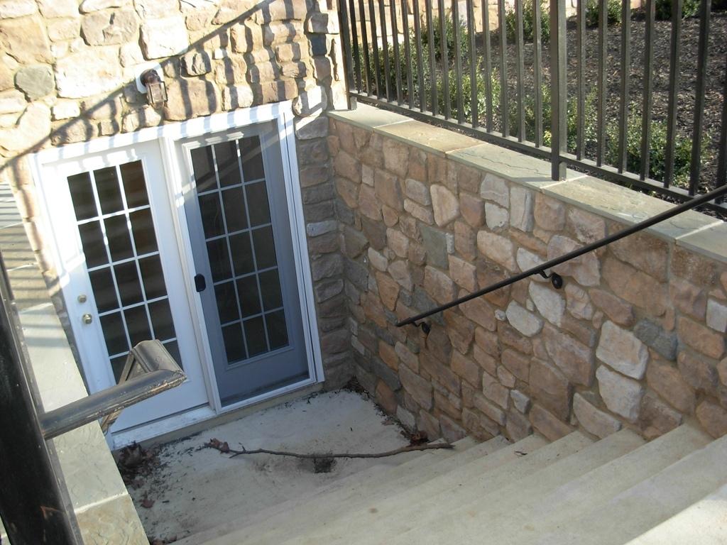 Permalink to Adding Basement Egress Door