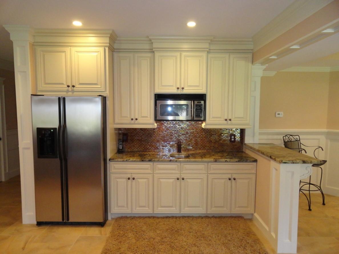 Adding Small Kitchen To Basement
