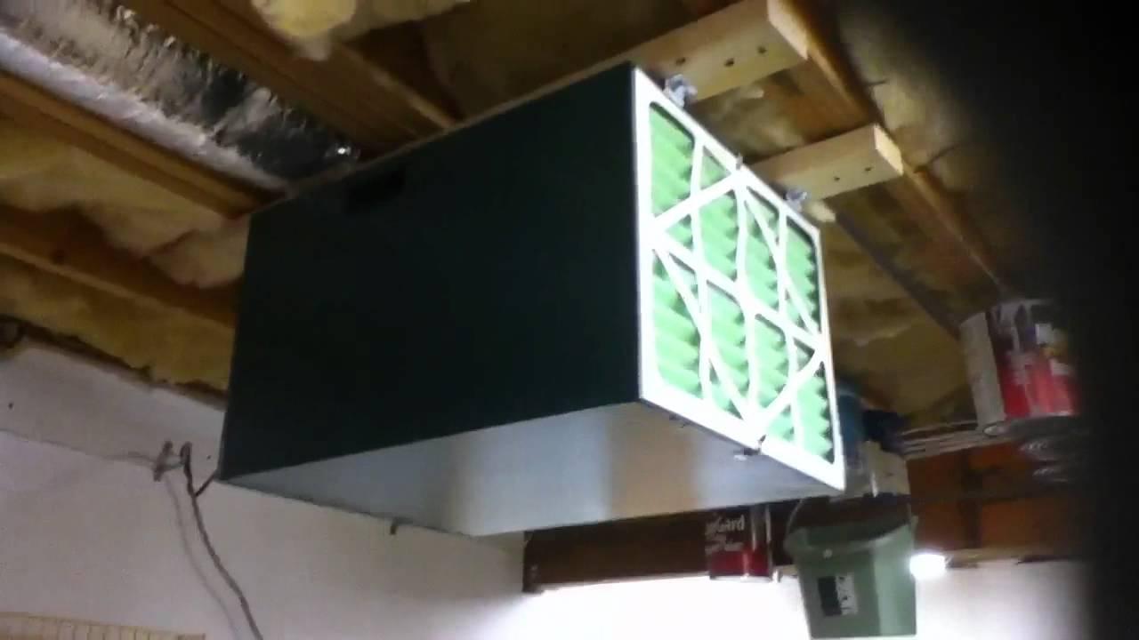 Air Purifier For Mold Basement