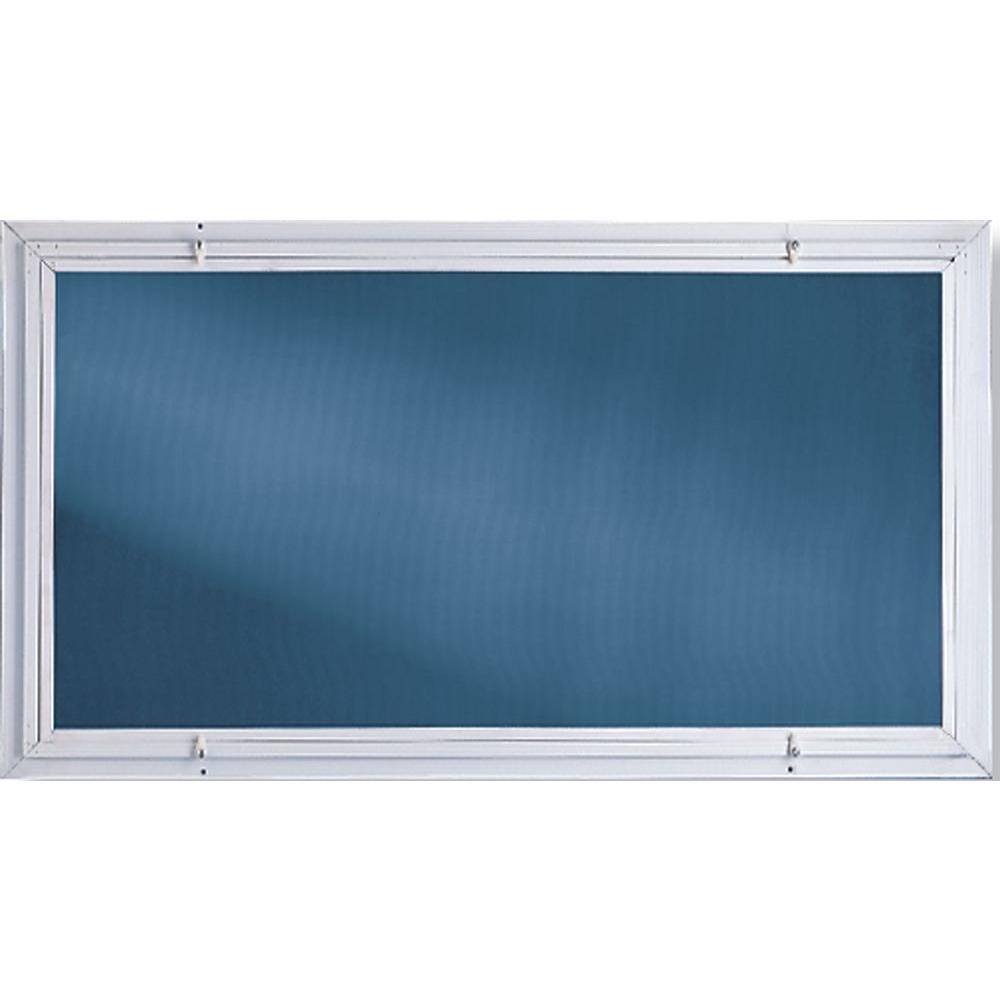 Aluminum Basement Storm Windows