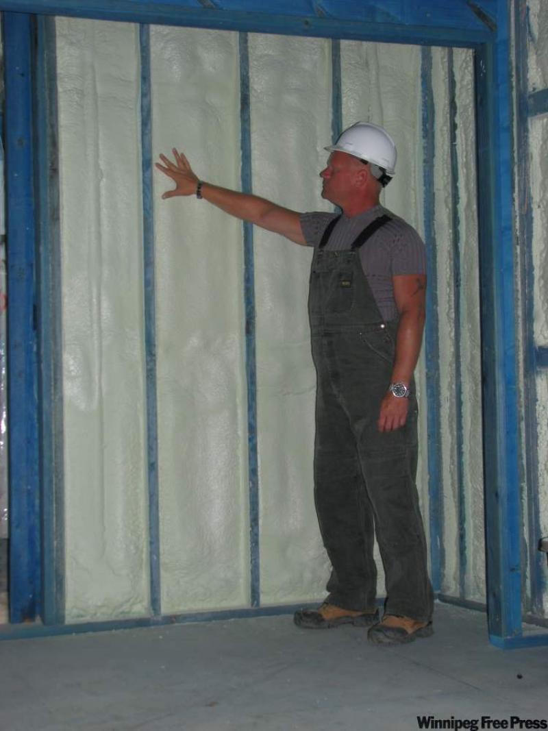 Attach Foam Insulation Basement Wallsask the inspector rigid foam insulation needs covering up