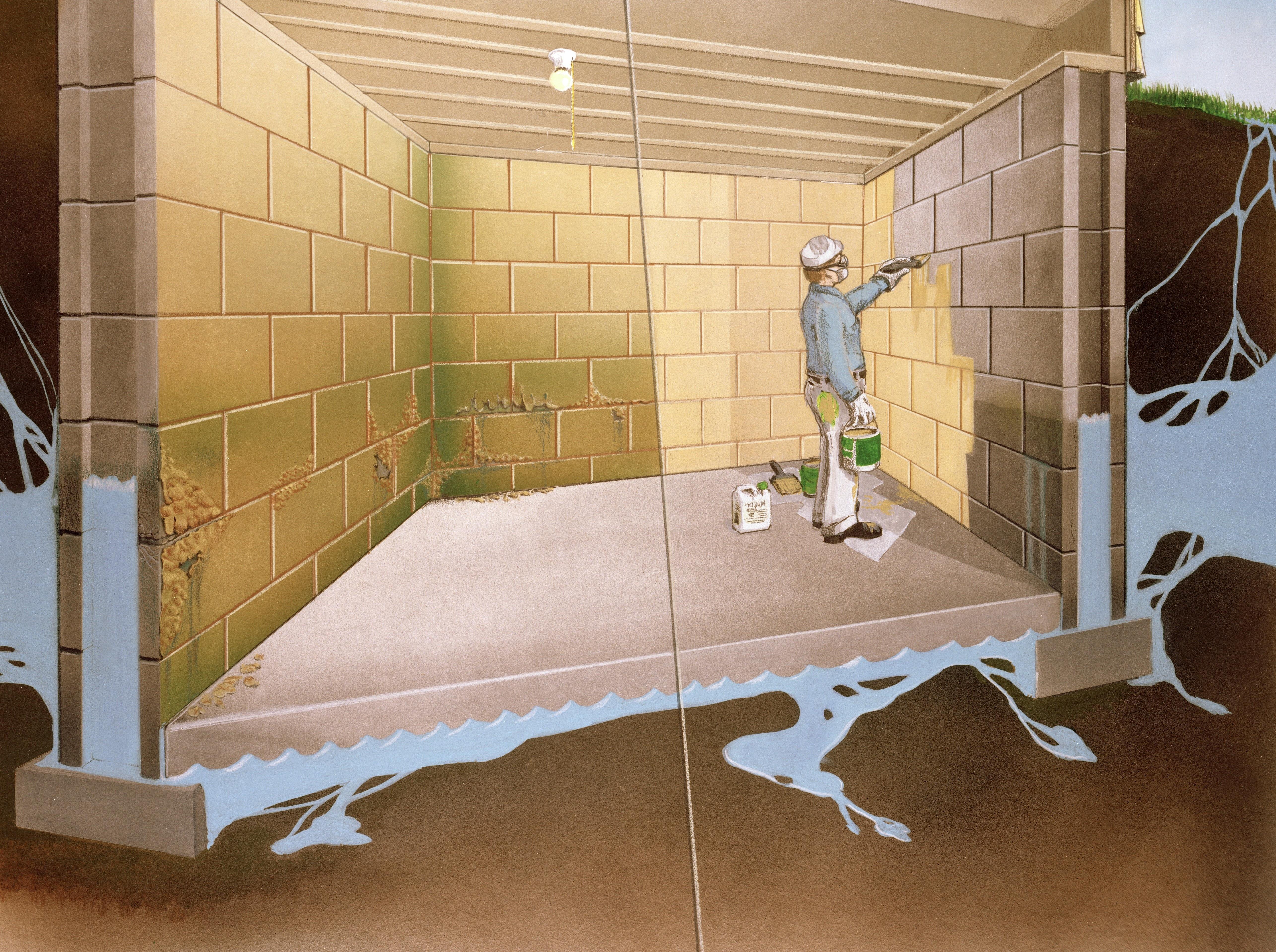 B Dry Basement Waterproofing Complaints