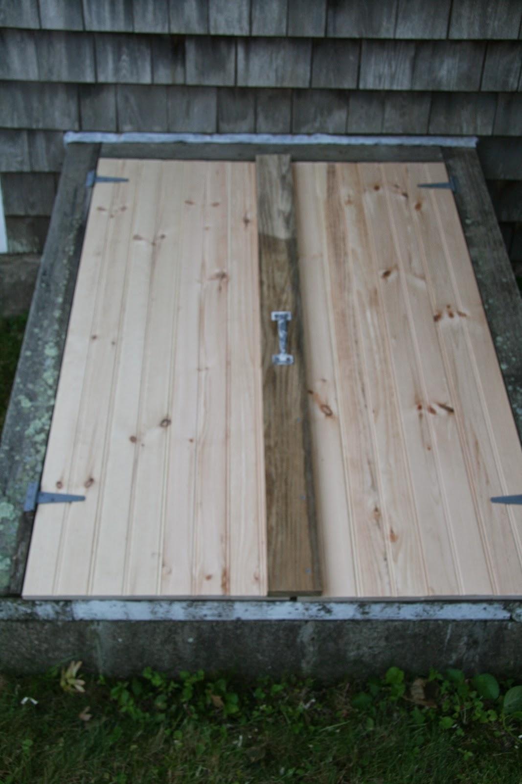 Basement Bulkhead Door Ideas
