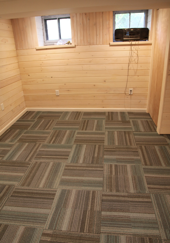 Basement Carpet Tiles Waterproof